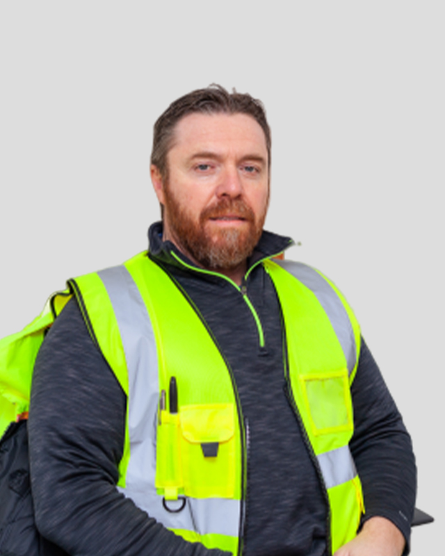 Gary Byrne Kelland Homes Project Manager